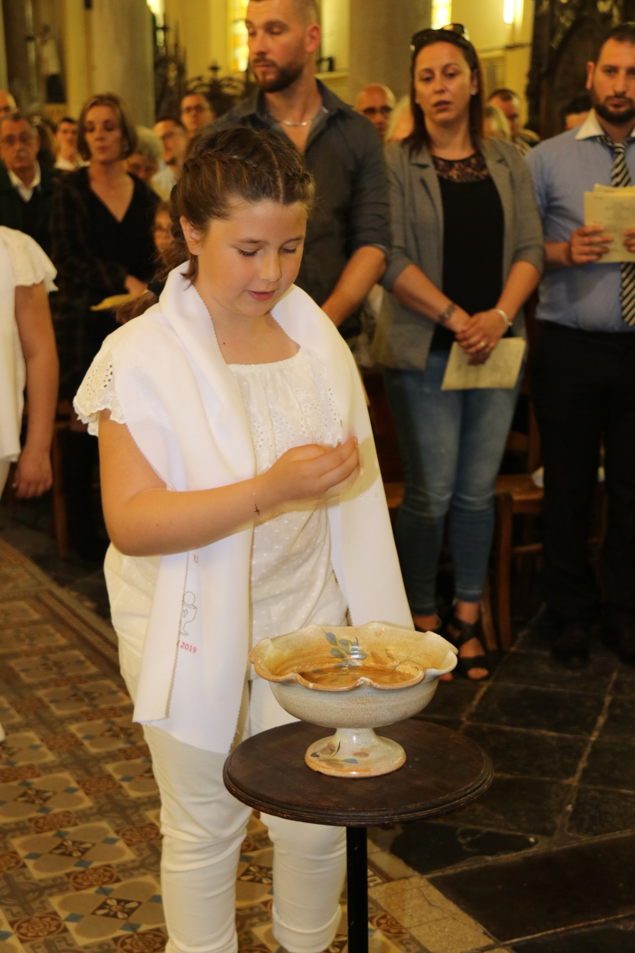Premières des Communions 100