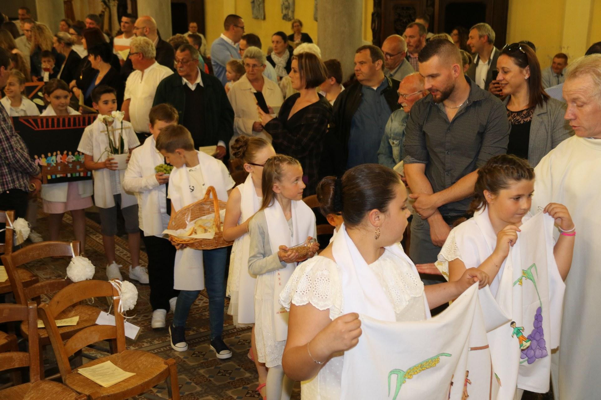 Premières des Communions 108
