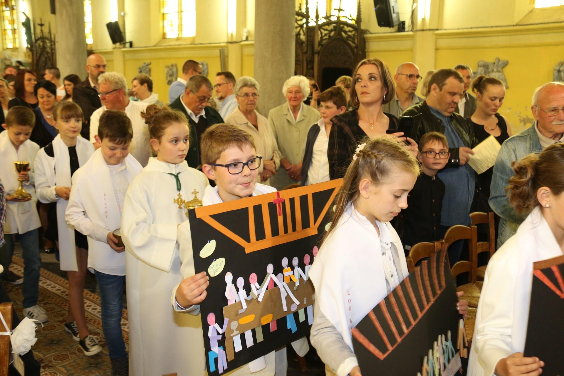 Premières des Communions 113