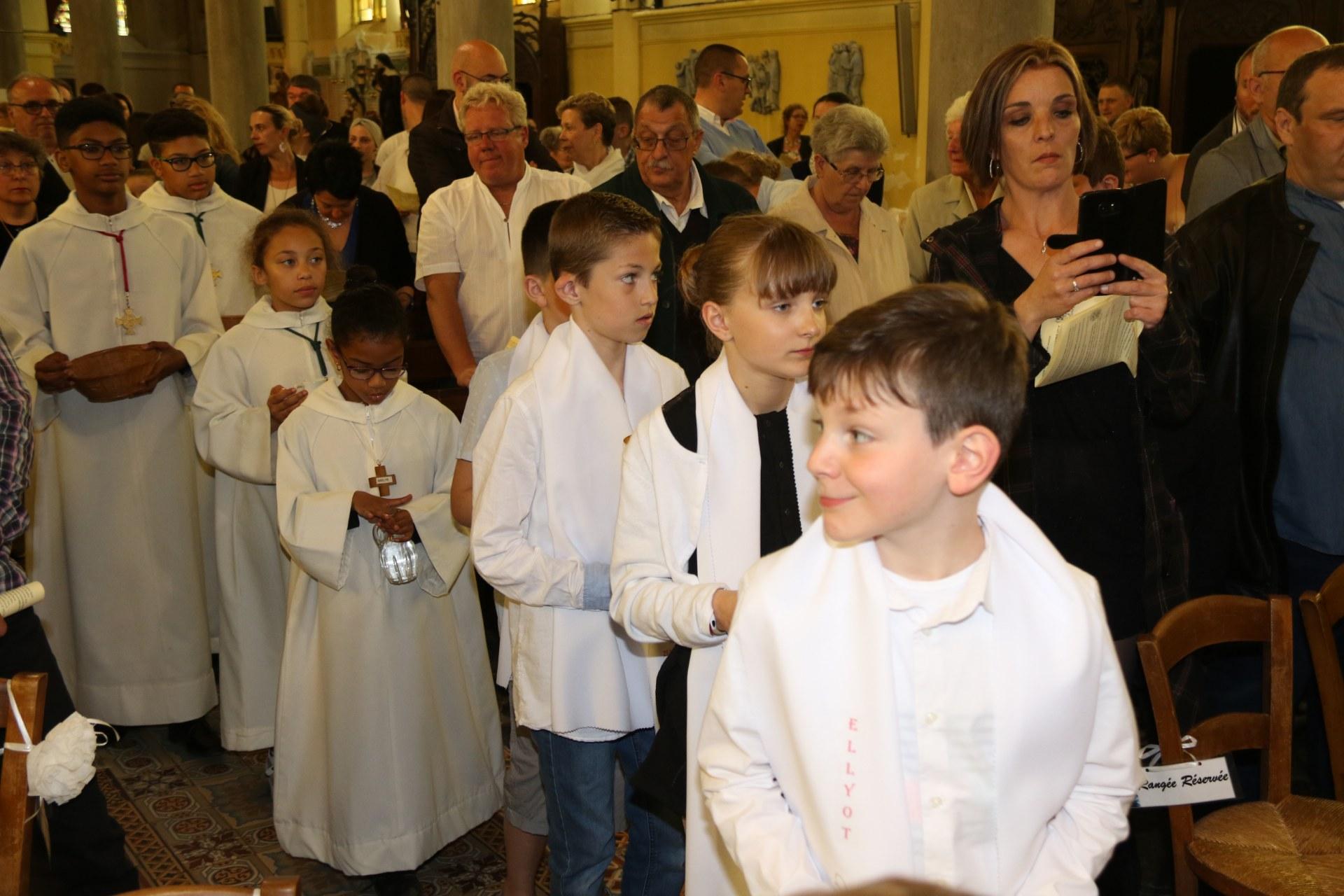 Premières des Communions 114