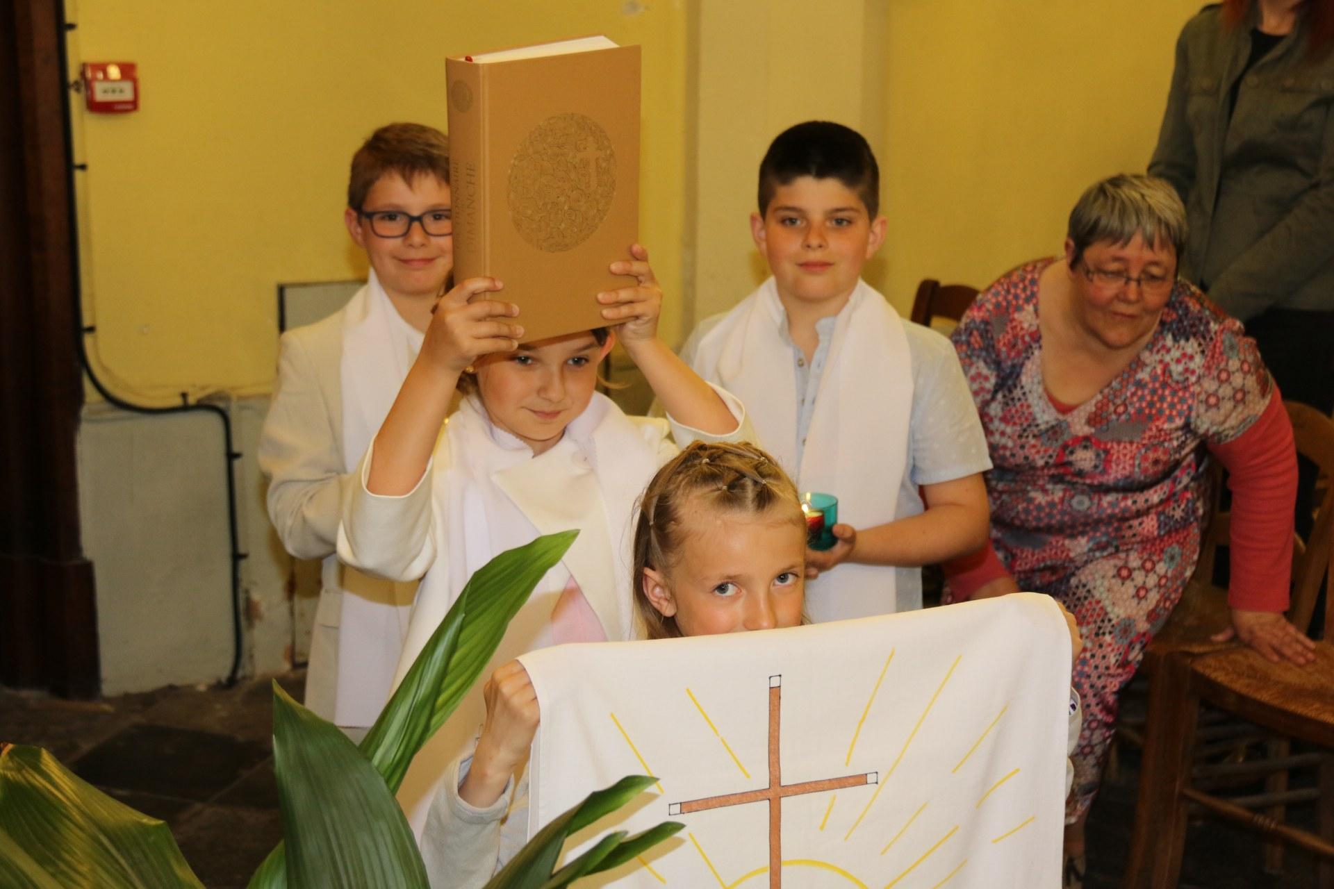 Premières des Communions 45