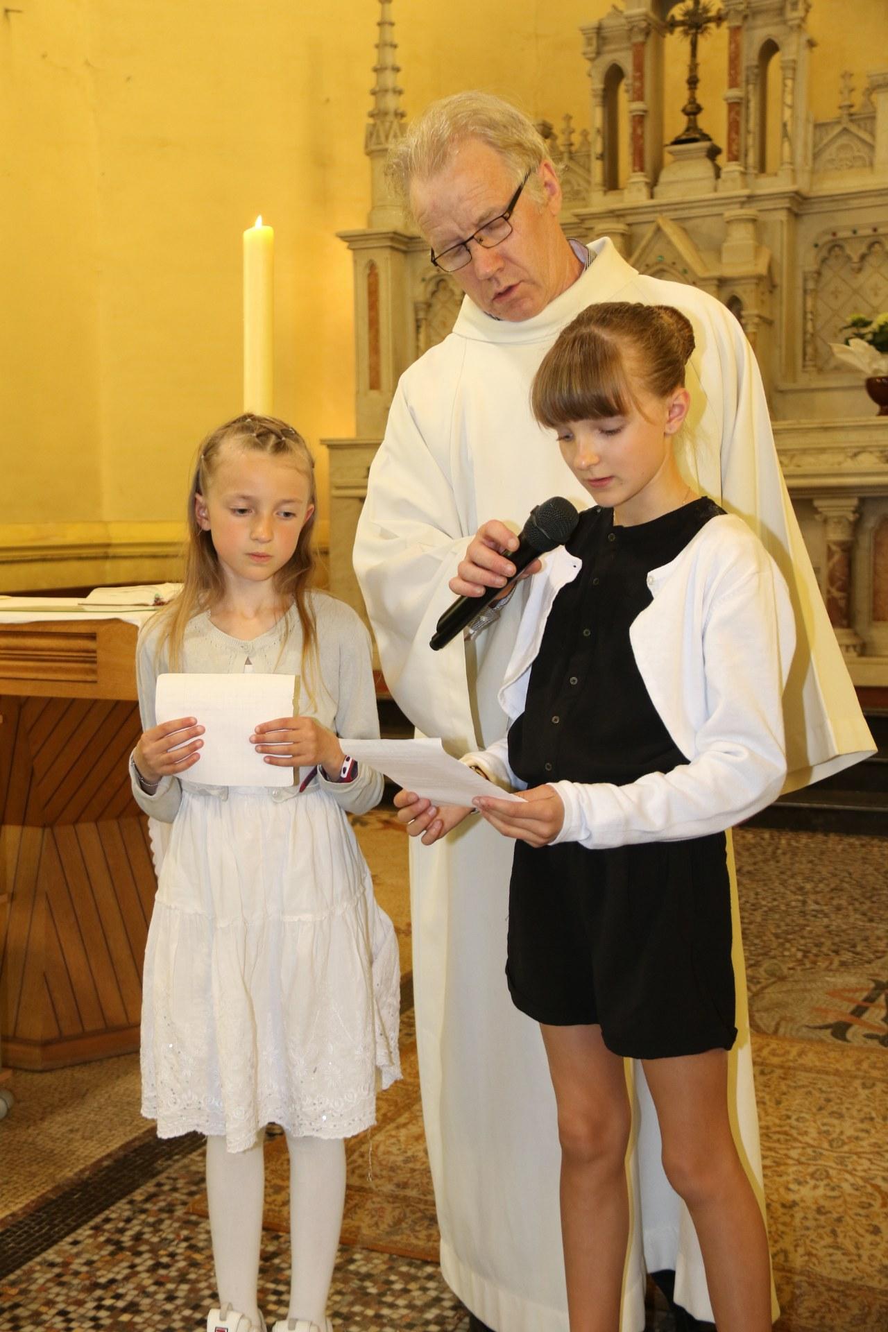Premières des Communions 56