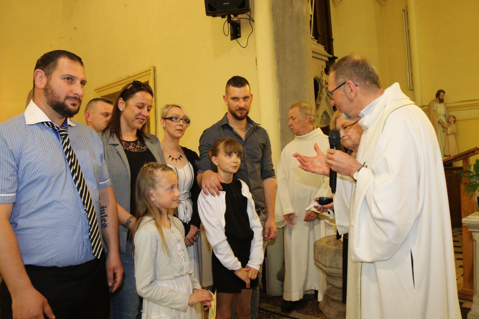 Premières des Communions 74