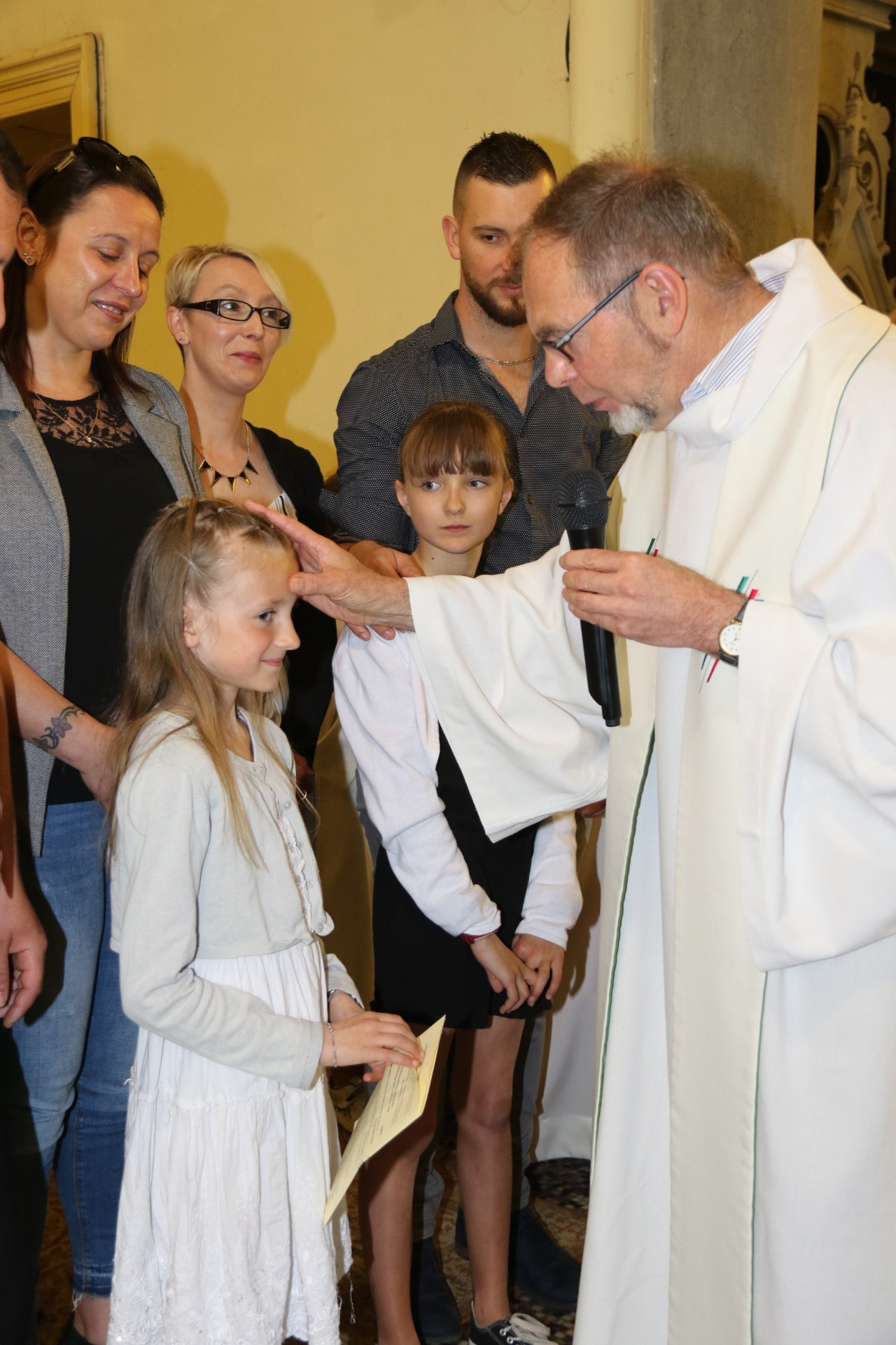 Premières des Communions 75