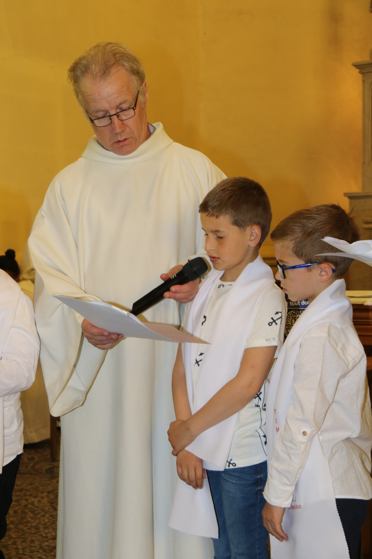 Premières des Communions 86