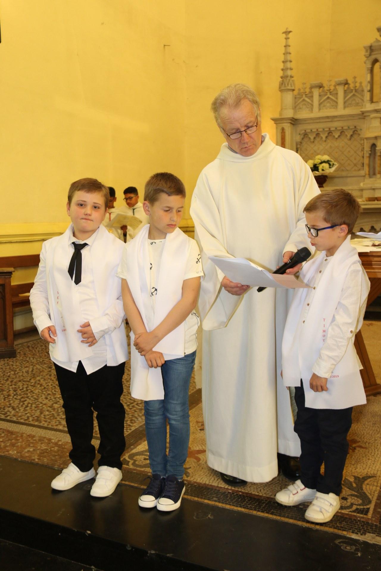 Premières des Communions 87