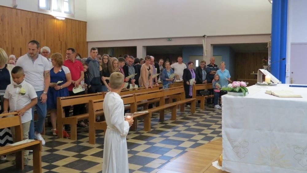 Premières communions 3
