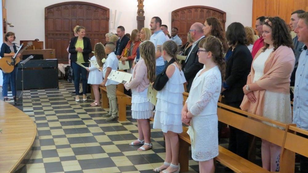 Premières communions 5