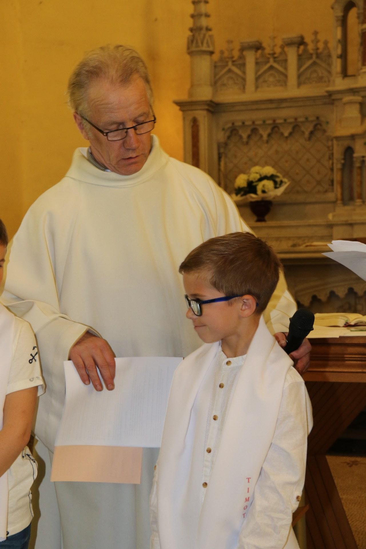 Premières des Communions 88