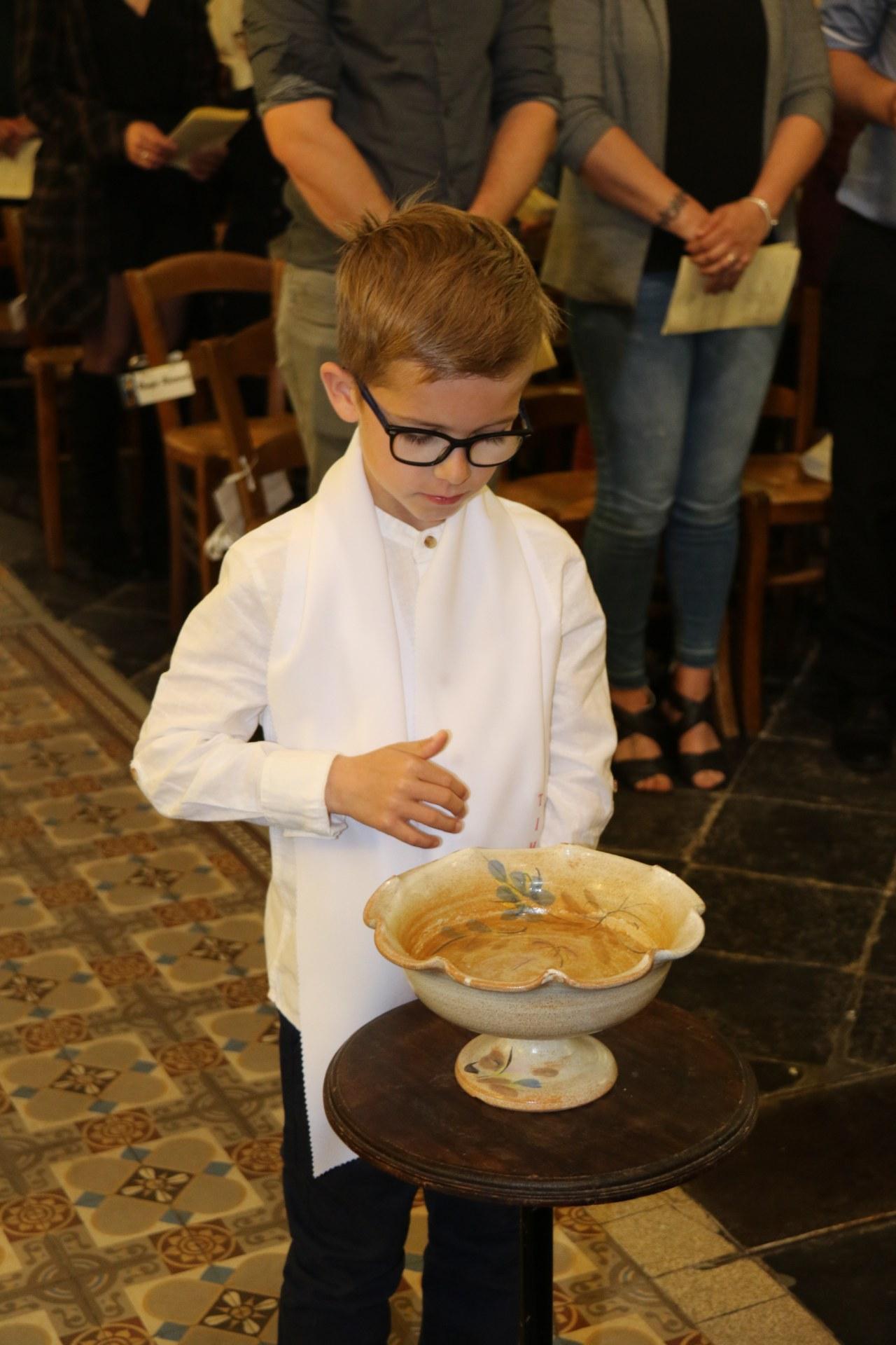 Premières des Communions 89