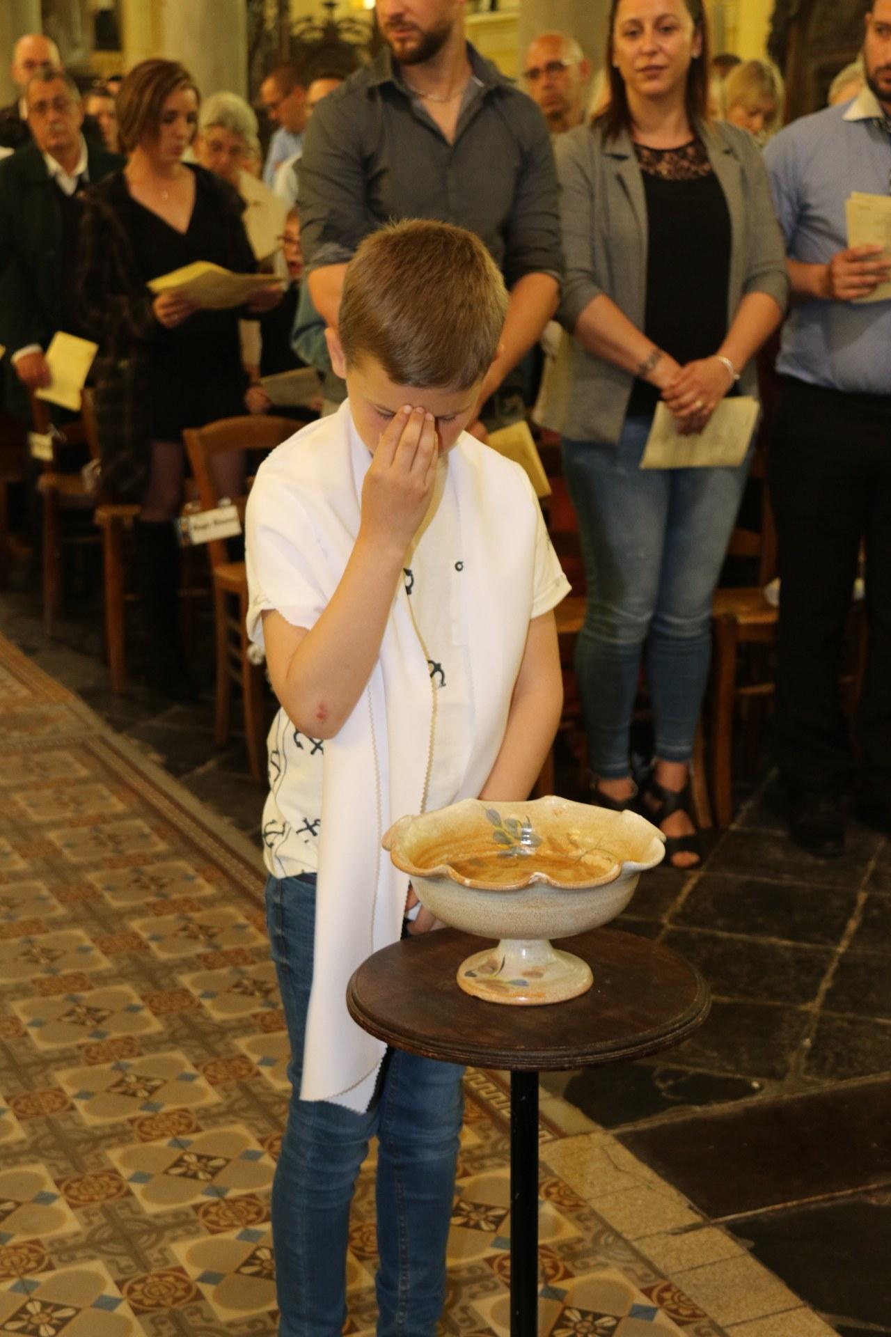 Premières des Communions 91