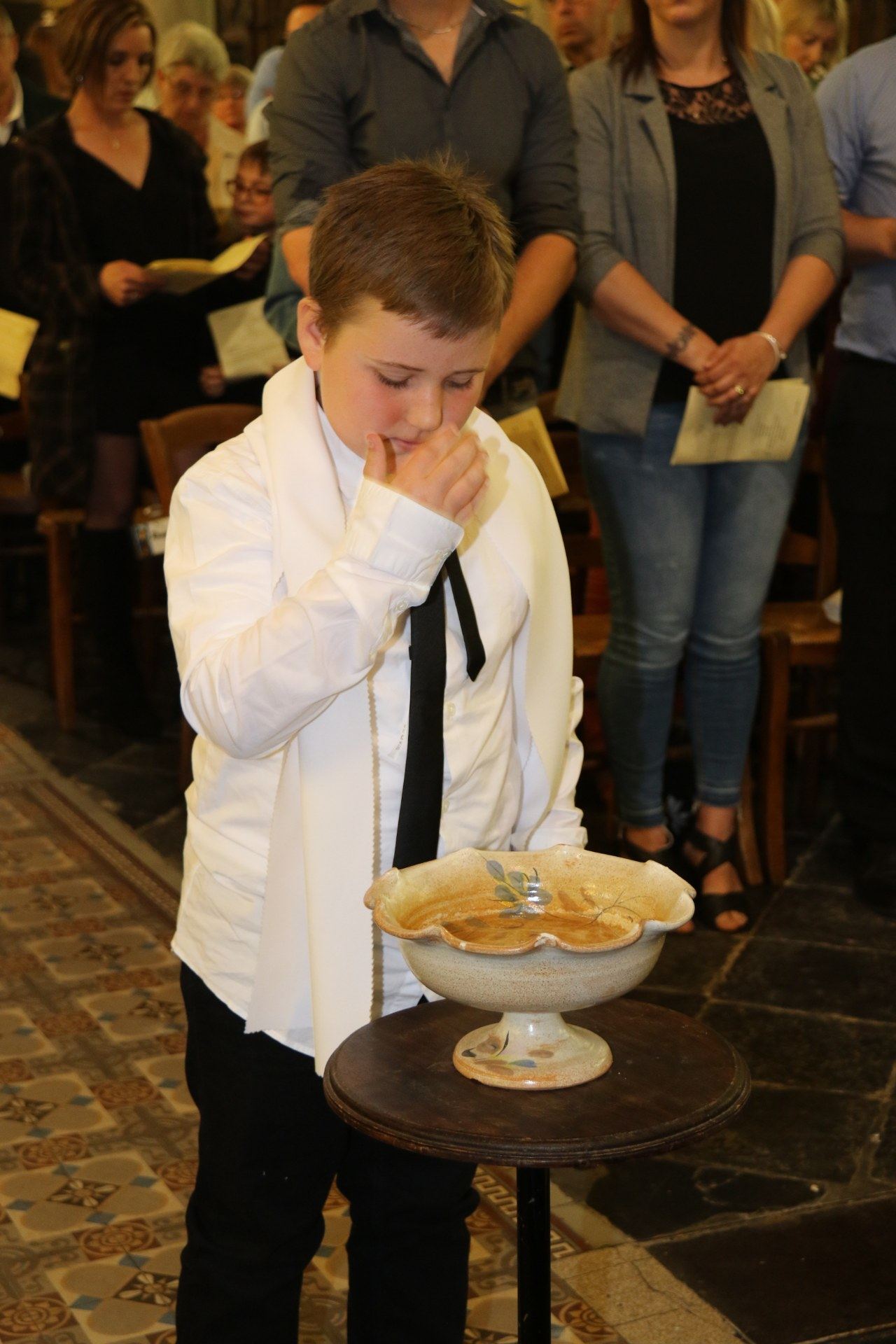 Premières des Communions 92