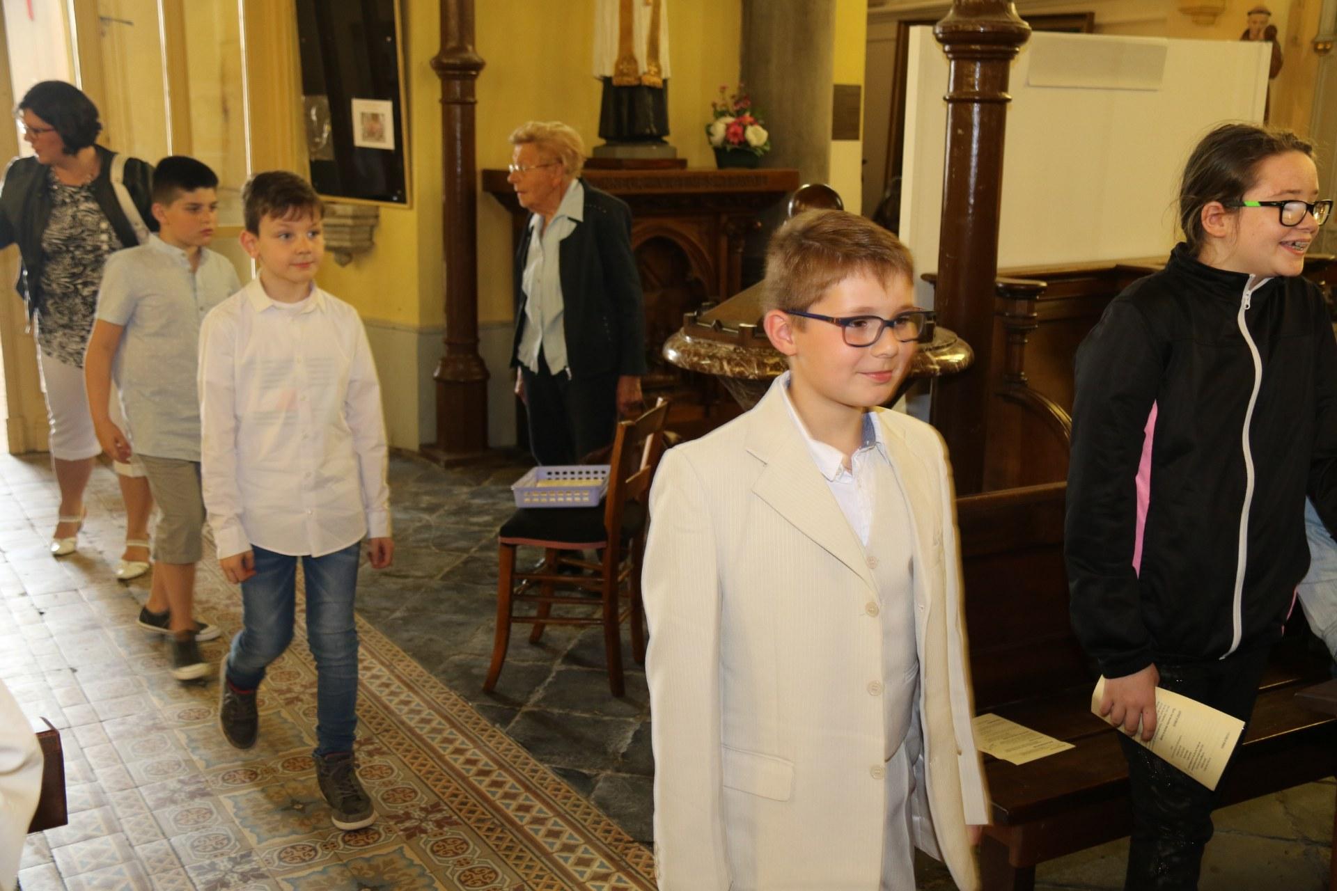 Premières des Communions 8
