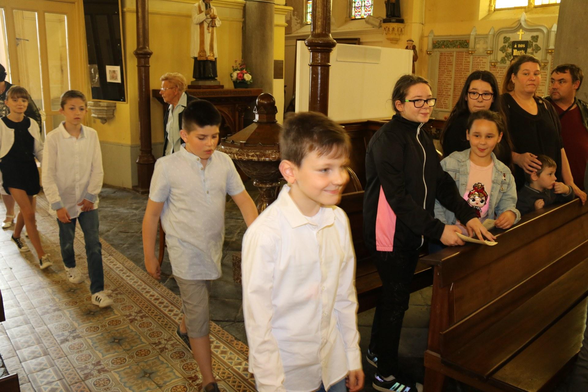 Premières des Communions 9