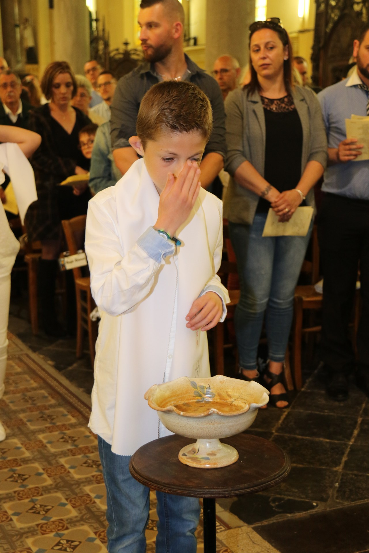 Premières des Communions 99