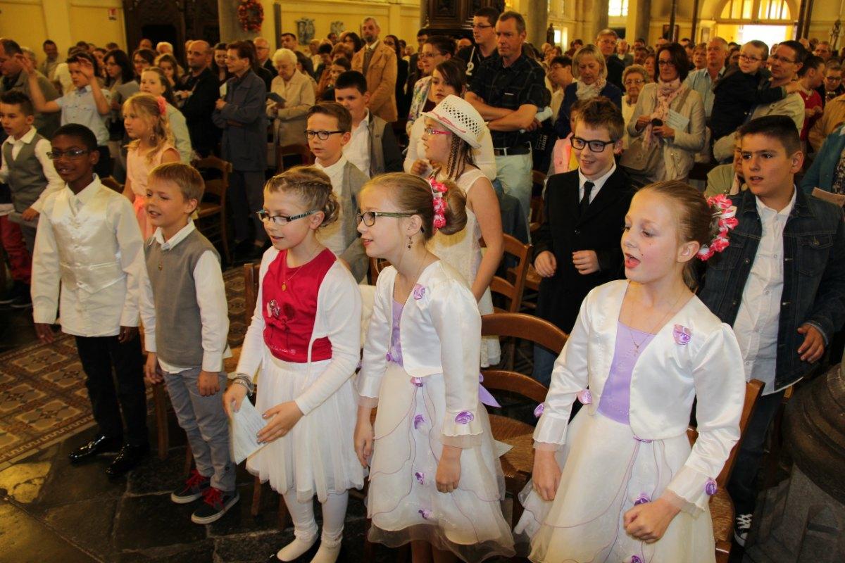 premières communions Sin 2