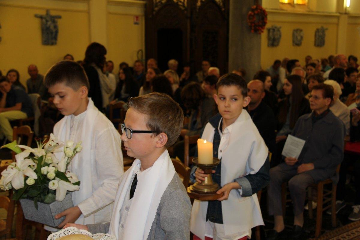 premières communions Sin 2 98