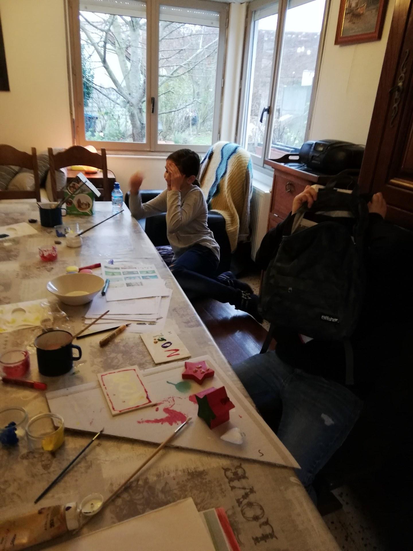 Préparation KT Collège Noël 2