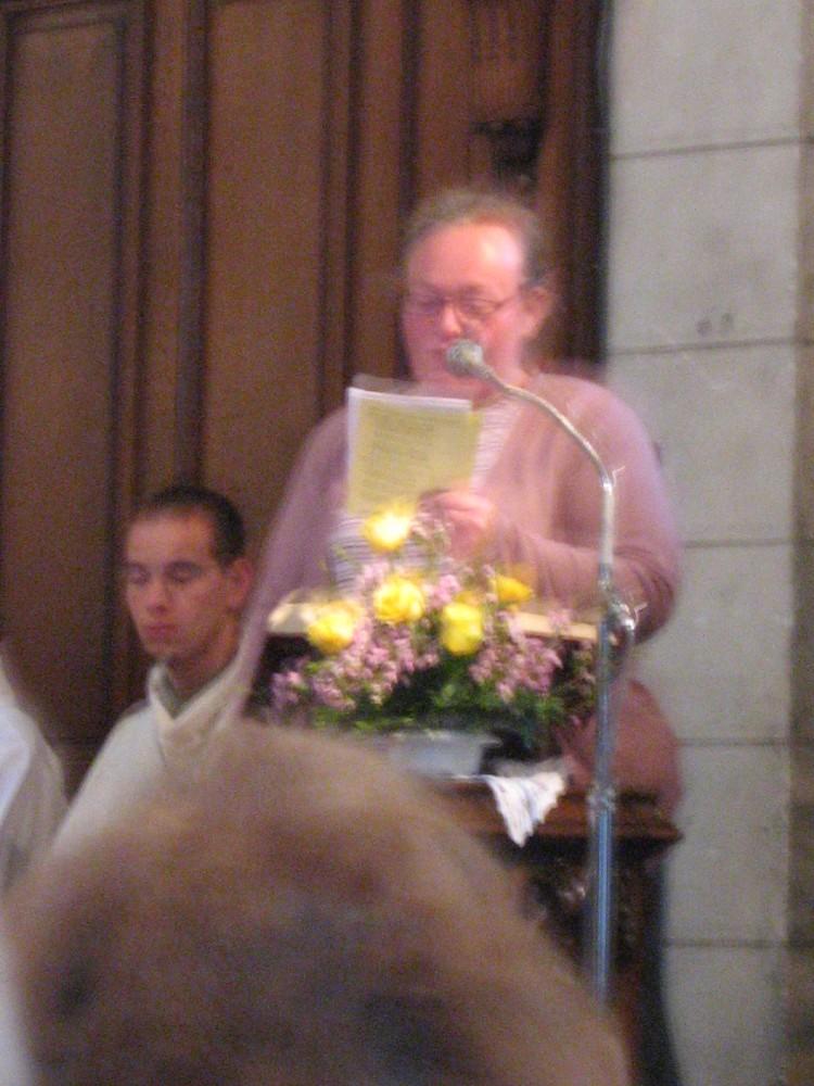 Présentation par l'EAP Notre Dame de la Fraternité