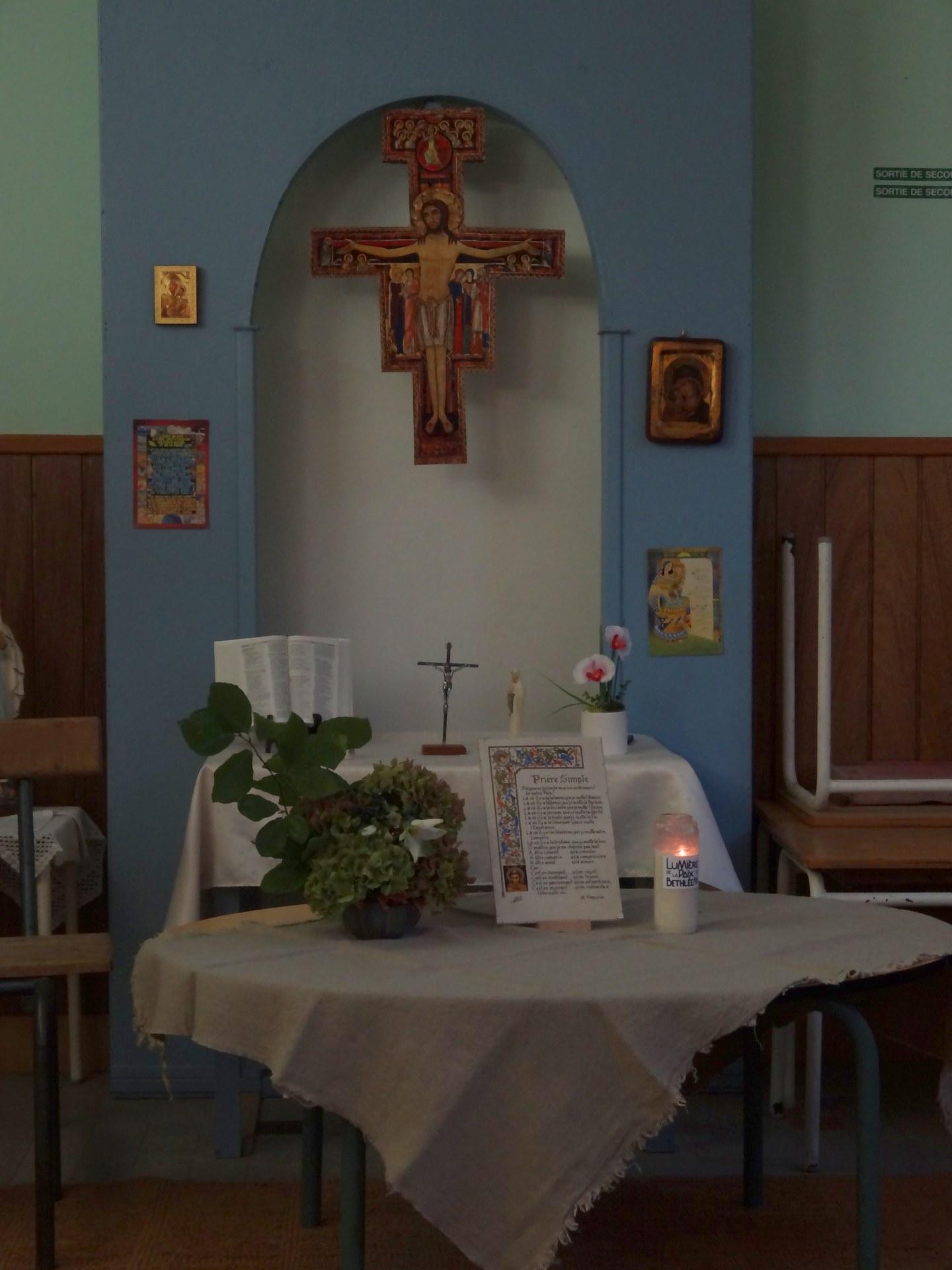 prière paix Landrecies