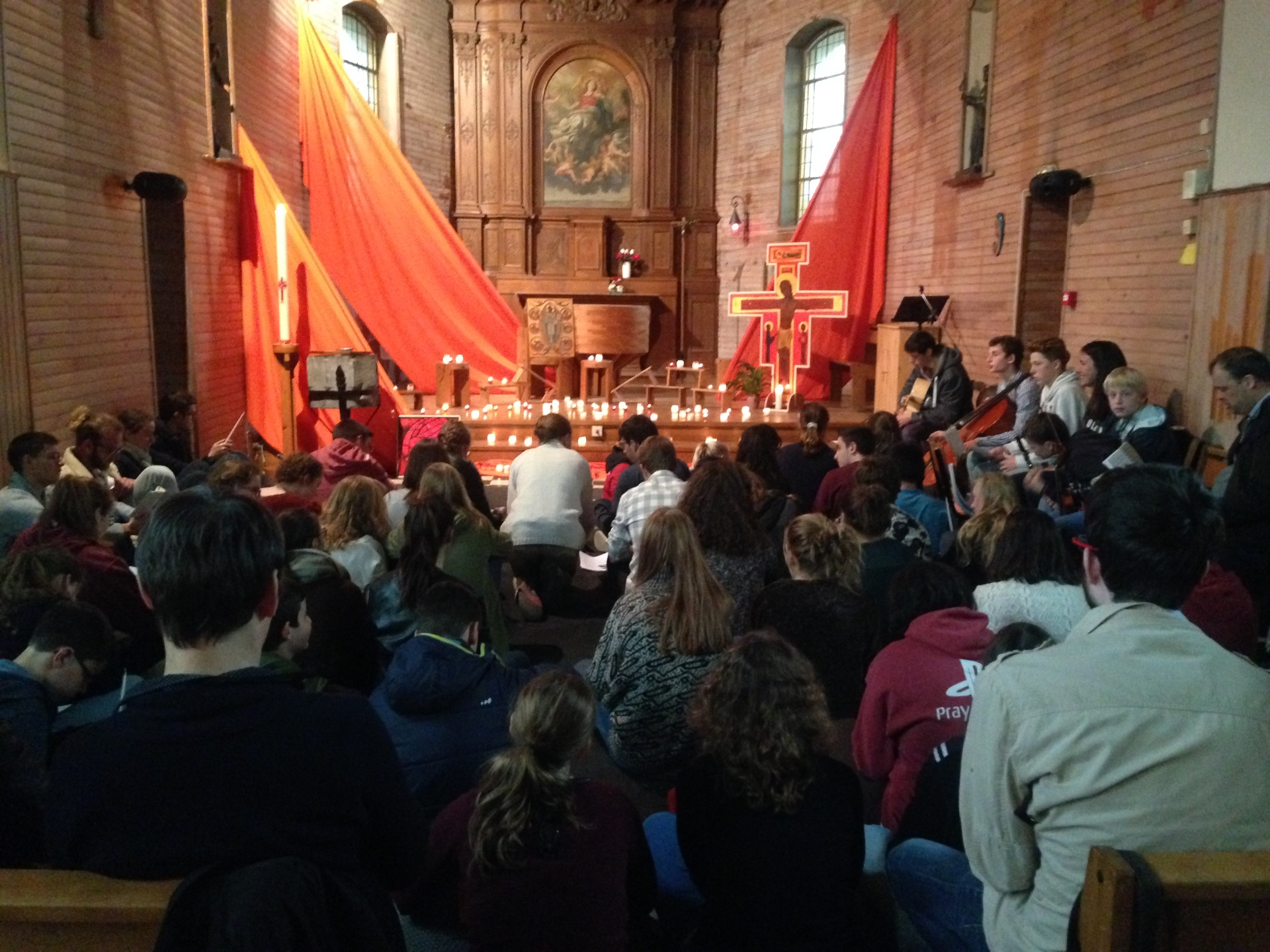 priere Taize St Jacques Marly