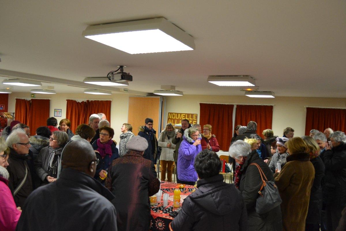 rencontre oecumenique L'aeos a établi un comité, sous la présidence de l'evêque michel de genève (erhf), afin de préparer la rencontre inter-orthodoxe du 17 mai 2012.