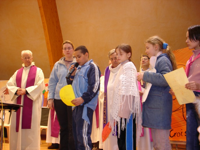 50 - Profession de foi des enfants