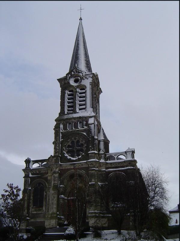 EgliseSaint Remy de ROMBIES