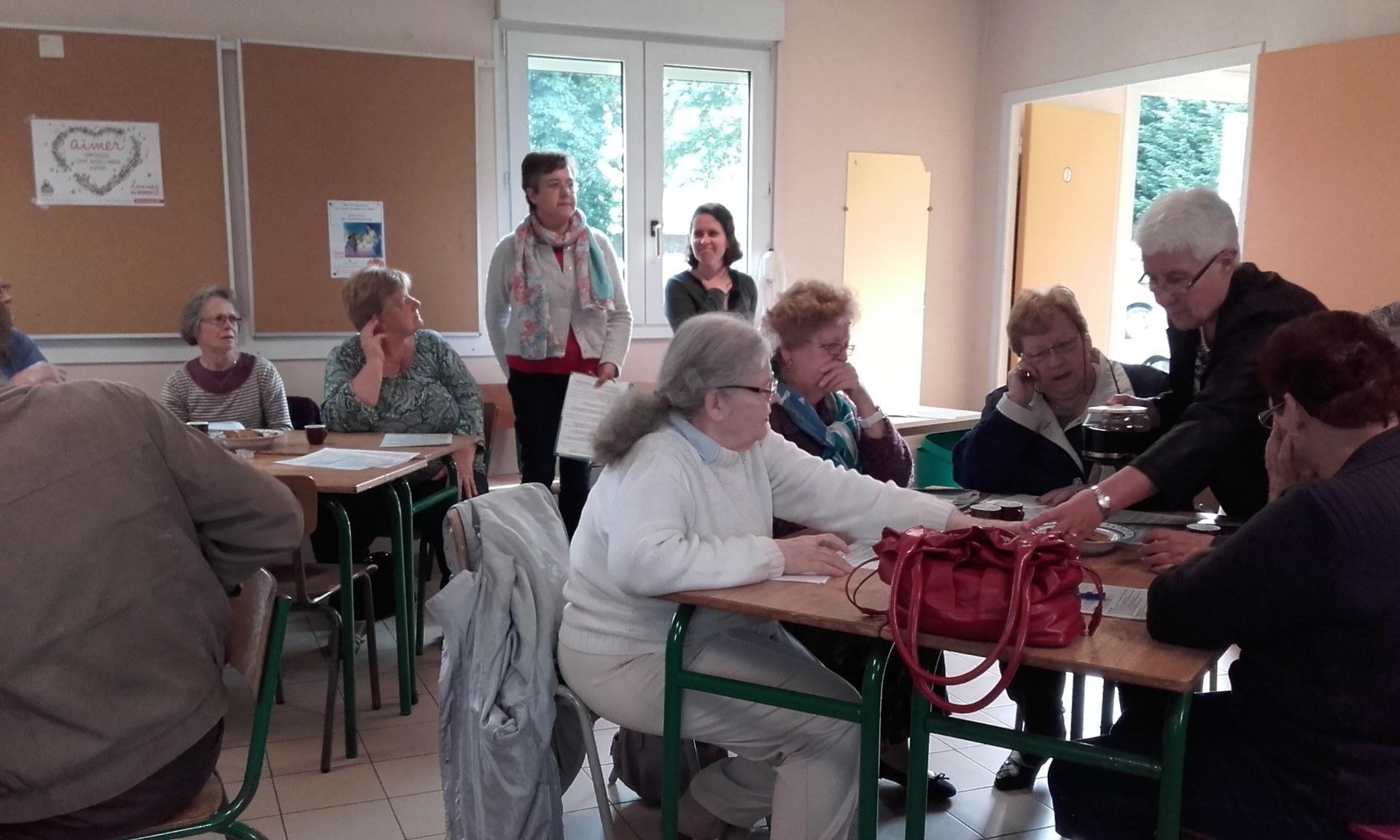 Rencontre Funerailles mai 2016 7