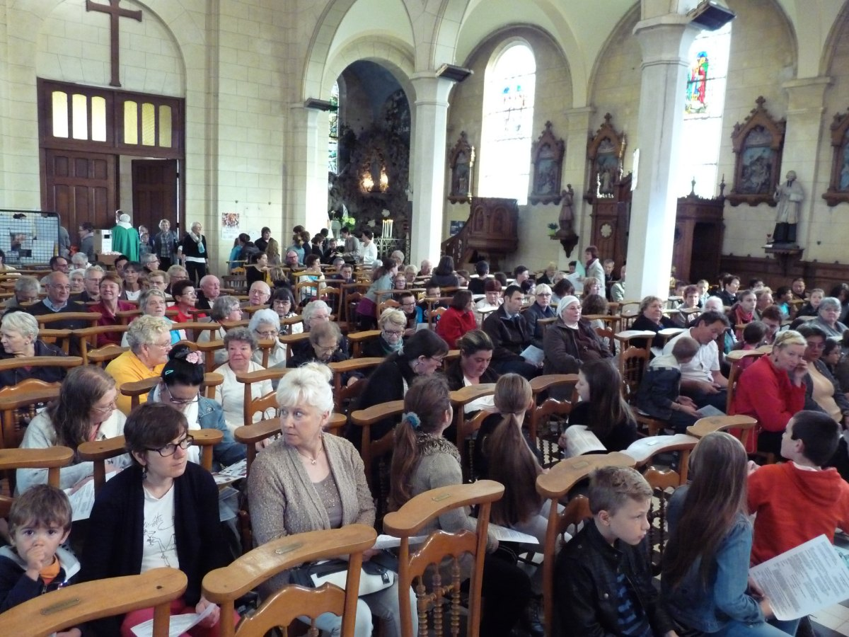 rentree cathe plus visite ste therese 28 09 2014 0