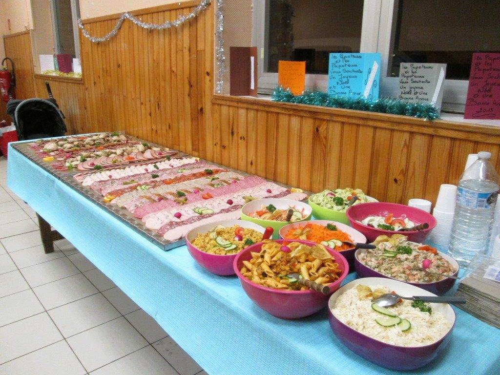 Repas de noel a Aniche (2)