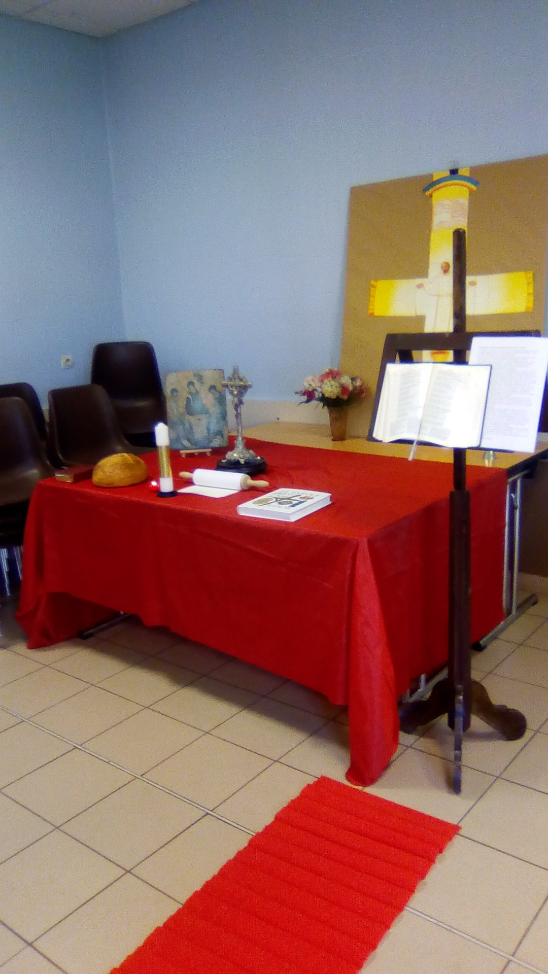 retraite premiere communion 5