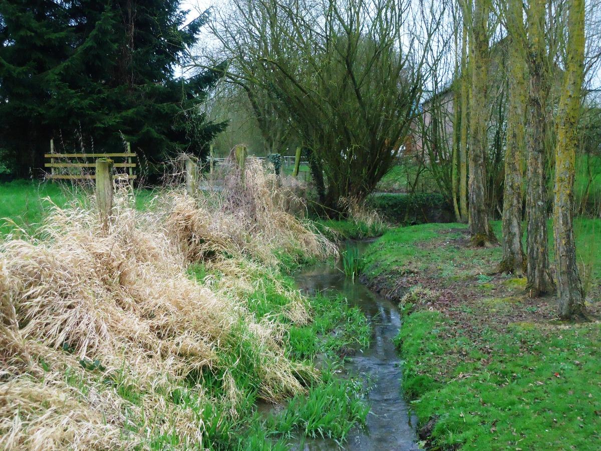 ruisseau à Hecq
