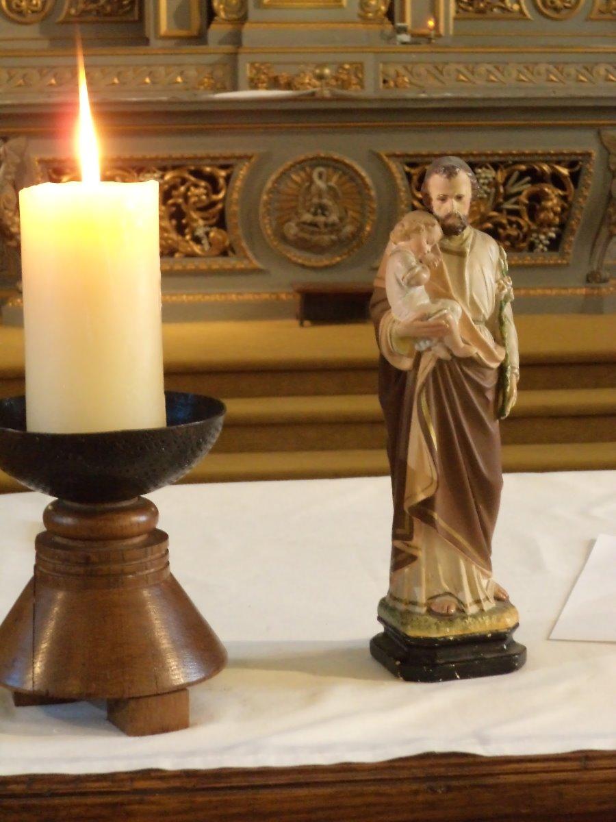 Saint Joseph solesmes 28