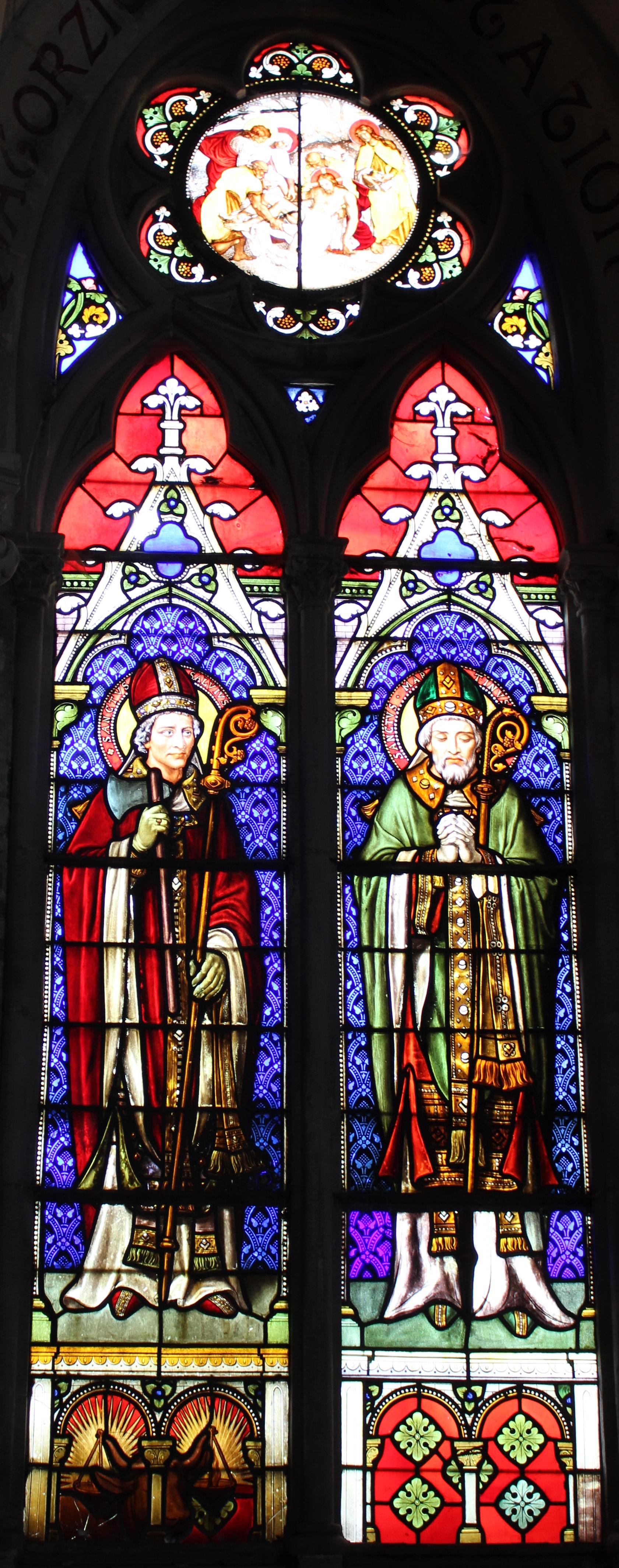 Saint Saulve et St Martin