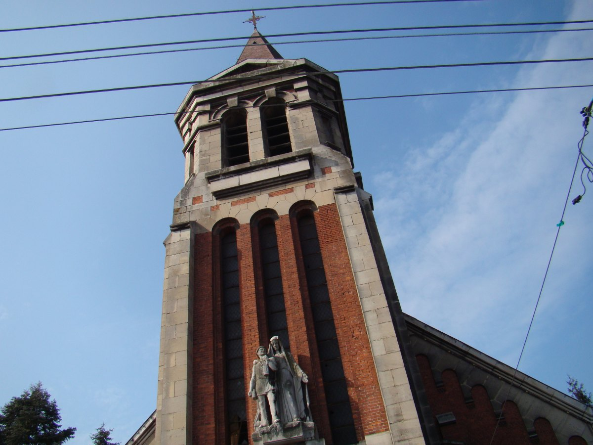 Sainte Barbe Anzin