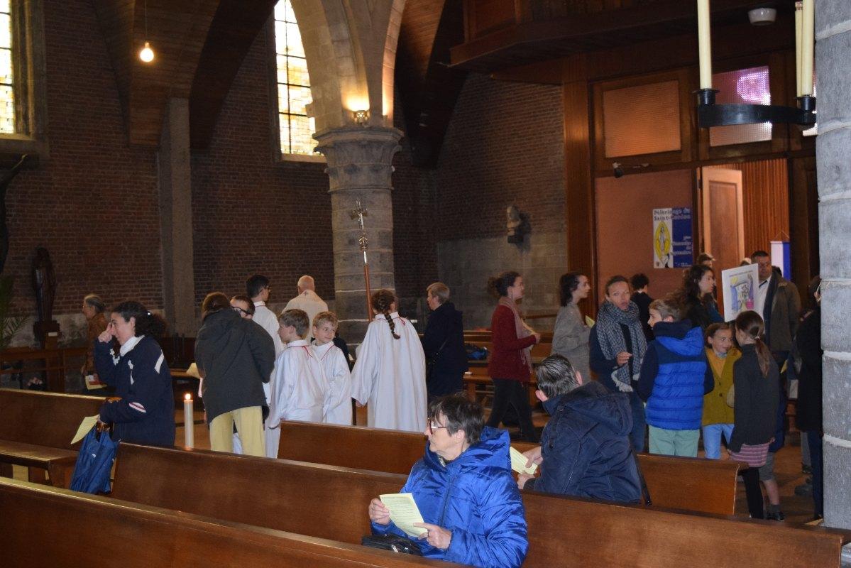 Ste Trinité - 10 ans d'ordination Matthieu - 2