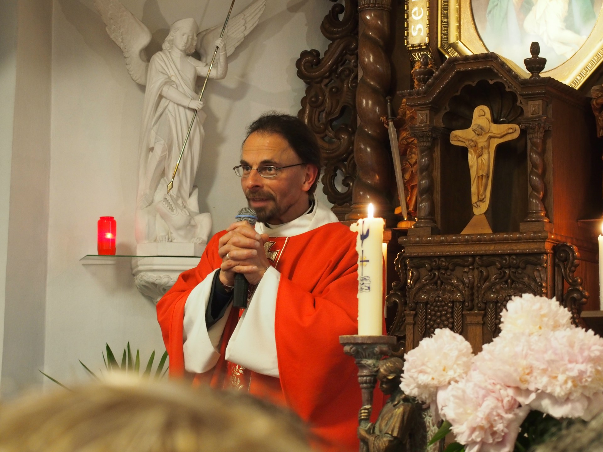 Père Jean-Marie Moura