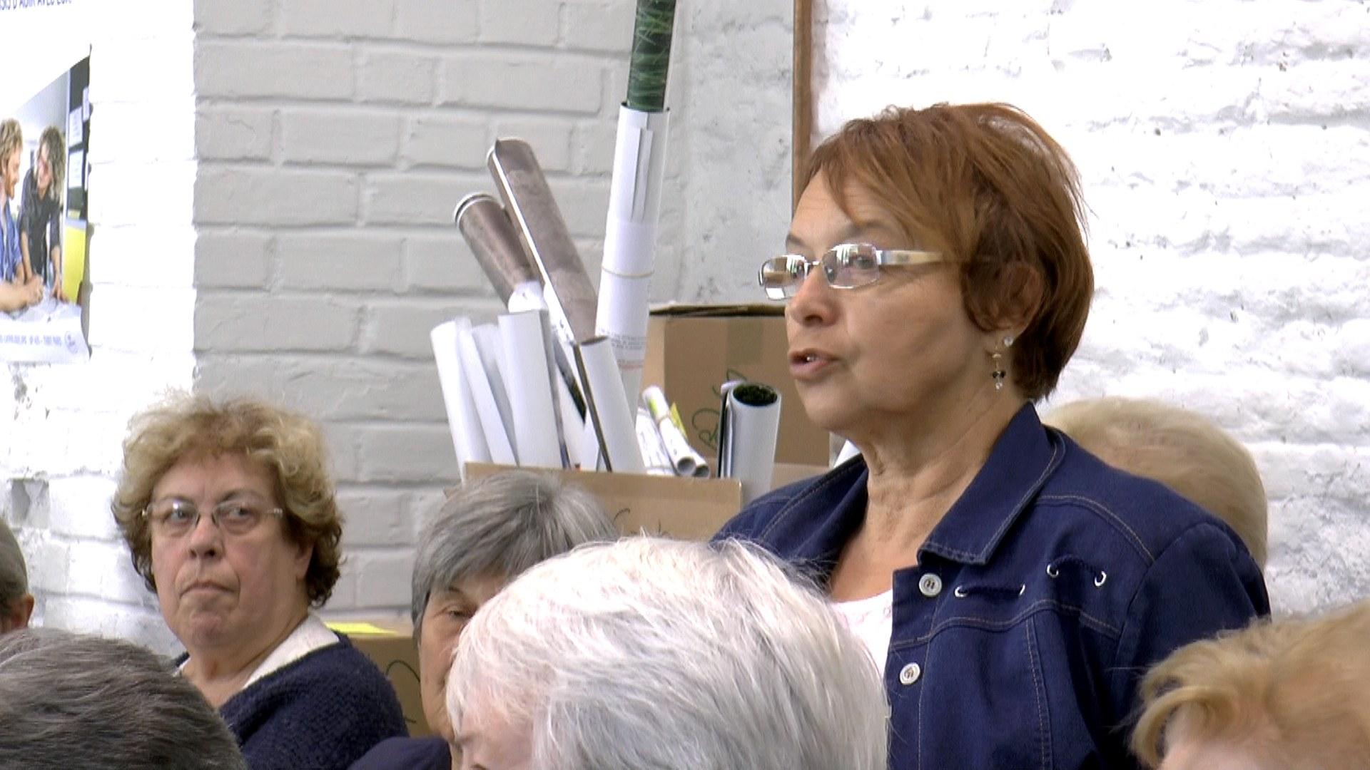 2. Thérèse présente la Boutique Solidaire (la Bou'Sol)