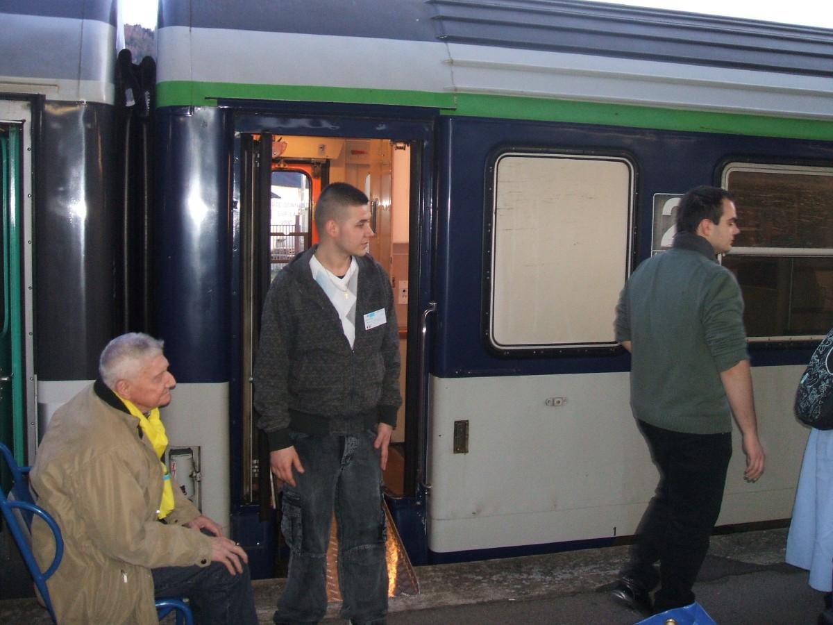 Service en gare