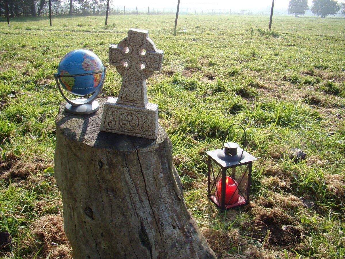 autel scout dans la nature