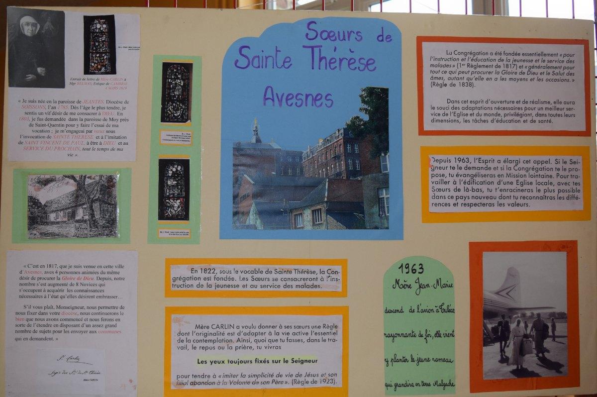 Soeurs de Sainte Thérèse Avesnes