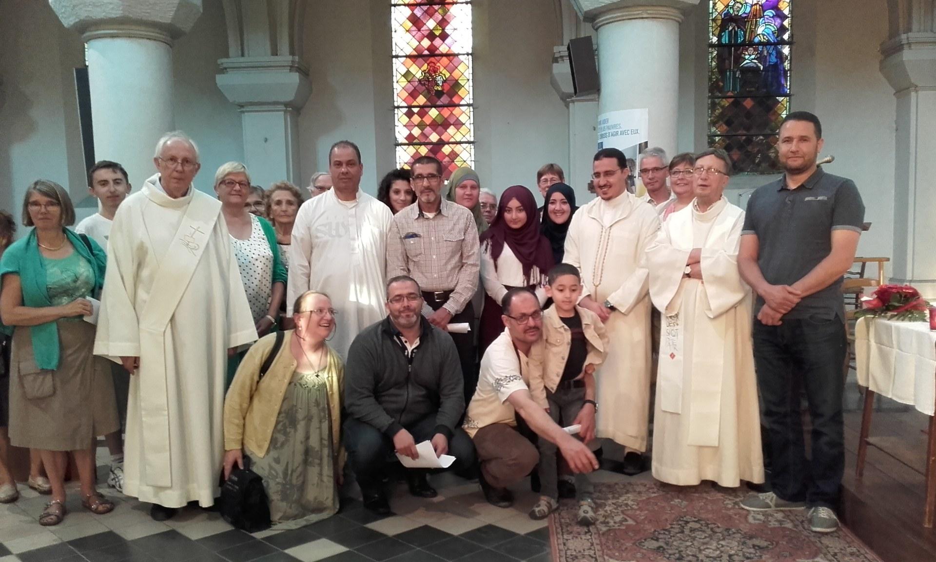 soirée inter-religieuse 29 juillet 2016