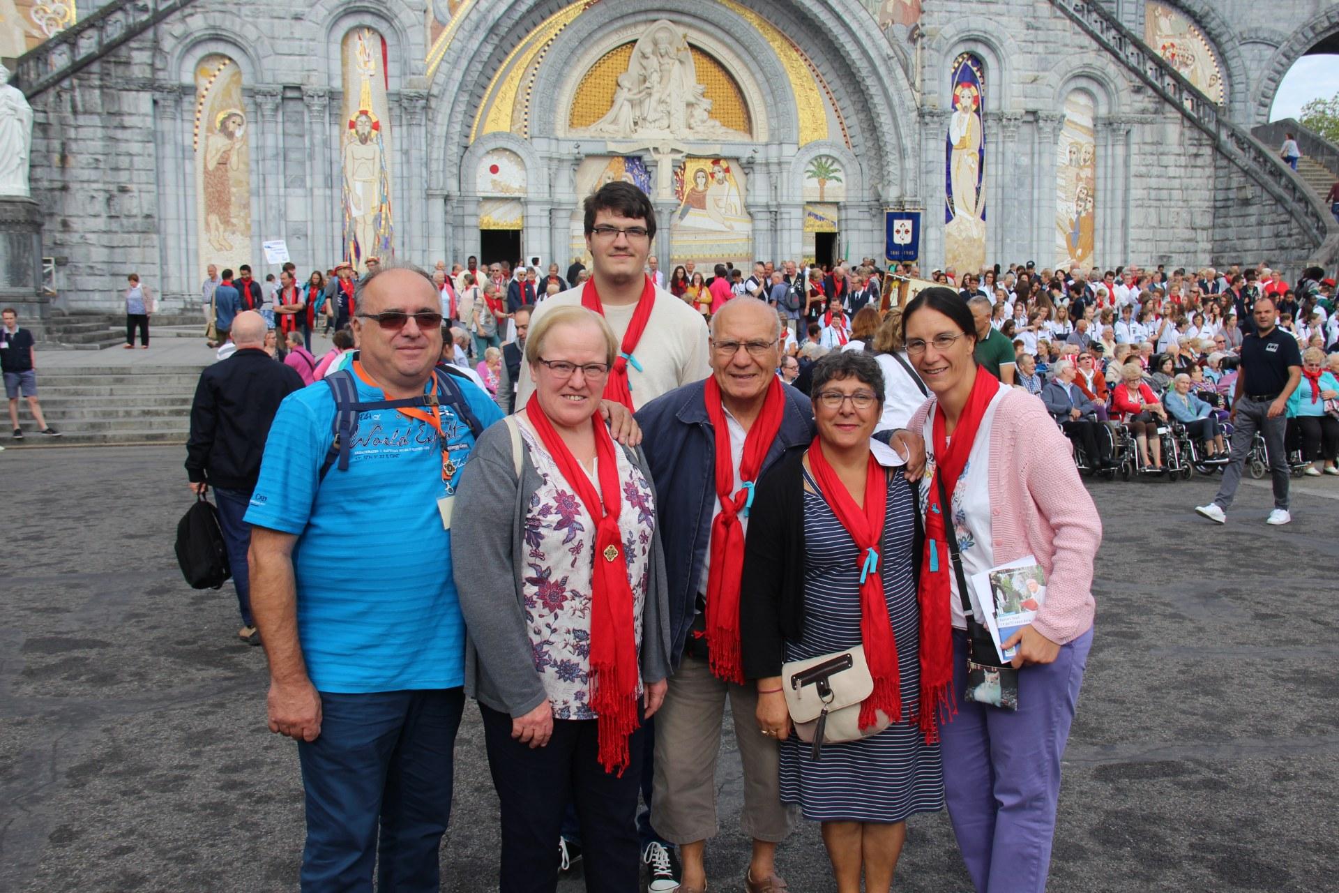St Christophe à Lourdes 16