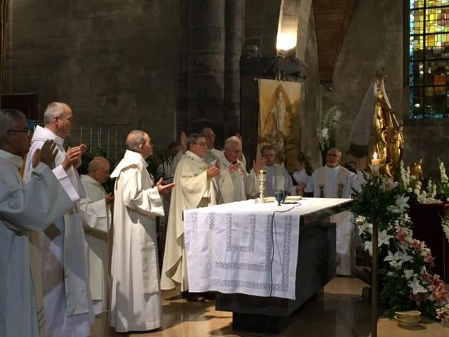 St cordon neuvaine jour 2 avec la paroisse St Vinc