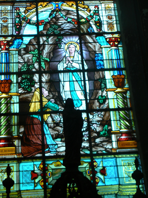 Ste Bernadette de Lourdes