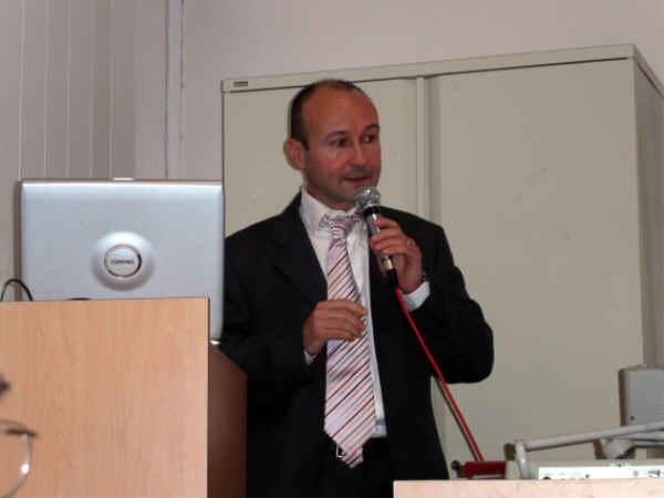 Stéphane Leblanc, chargé de mission