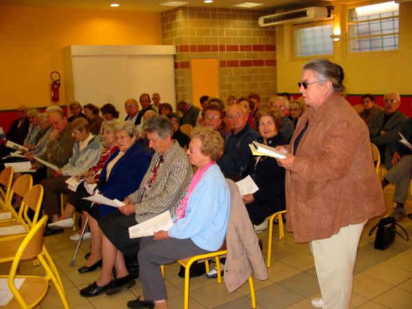Témoignage des chrétiens retraités MCR