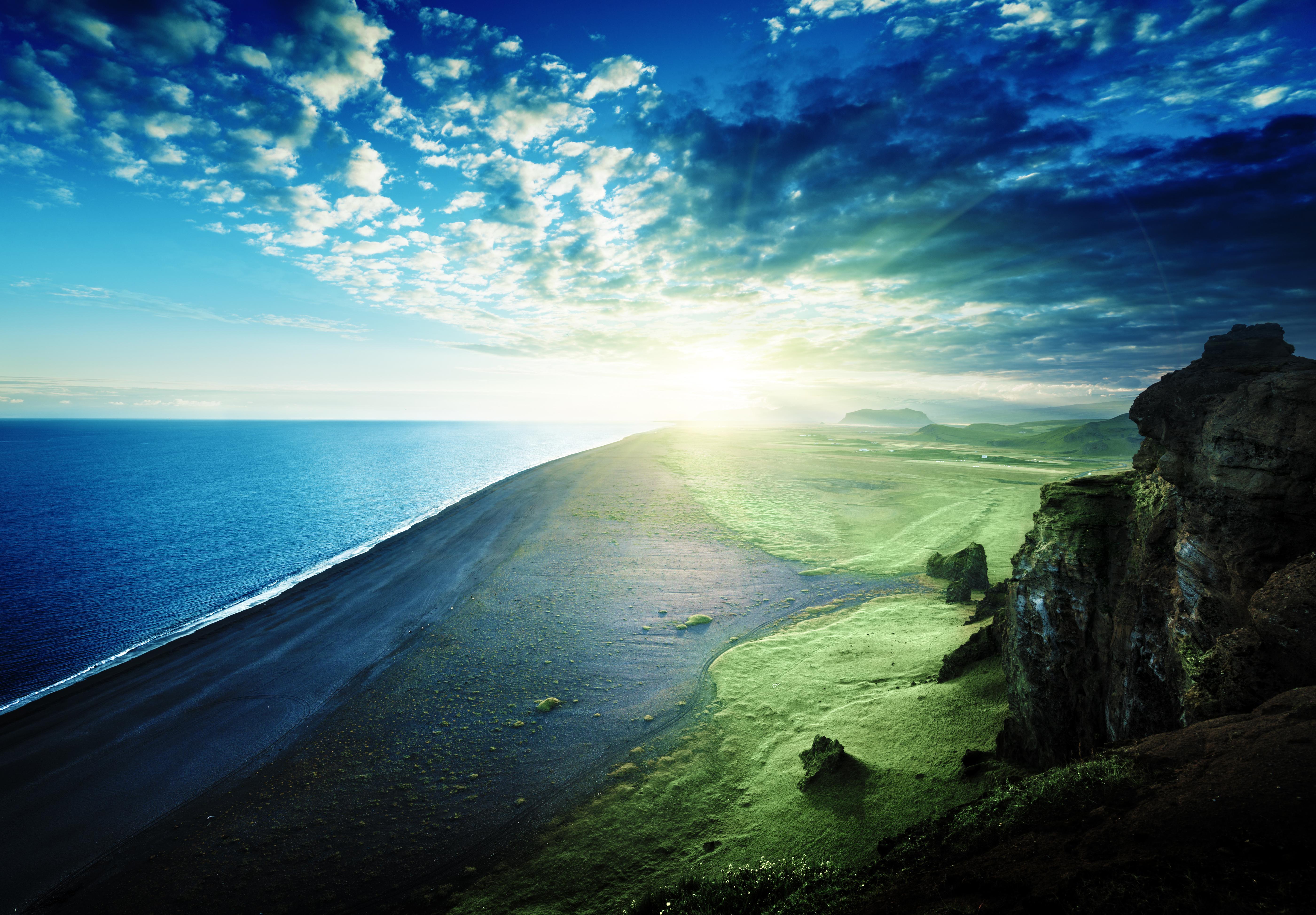 cette image de rocher pour illustrer la beauté, l'art ... la poésie