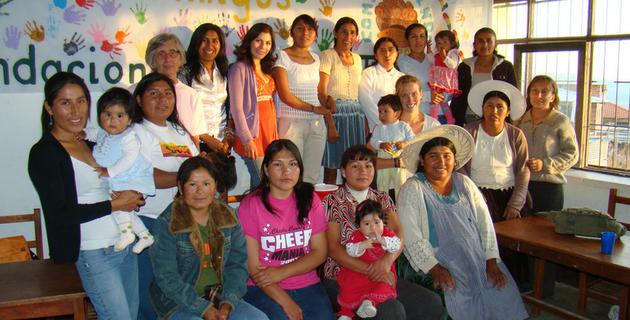 Un volontariat en Bolivie avec la DCC